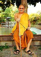 พระโพธิญาณเถร Venerable Ajahn Chah ( Phra Bodhiyana Thera )