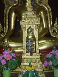 พระบรมสารีริกธาตุ จากอินเดีย The Buddha